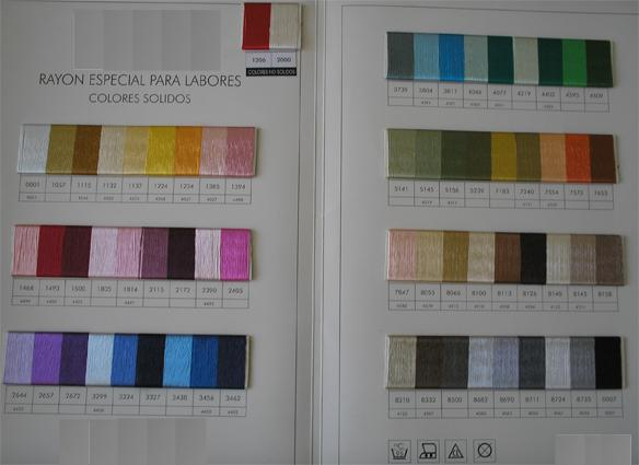 Como hacer carta de colores imagui - Como hacer colores ...